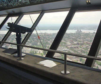 Observatory of the Montreal Tower