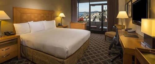 Hilton San Francisco Downtown/Financial District Room Photos