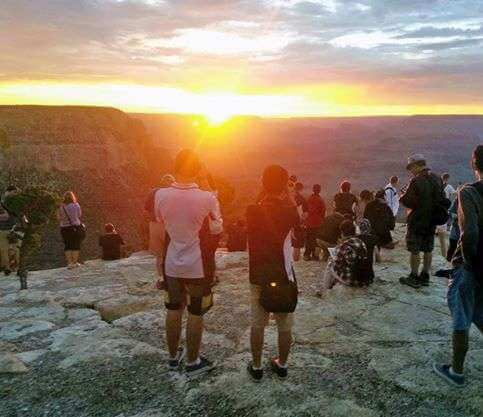 Grand Sunset Safari 4x4 Tour, Grand Canyon