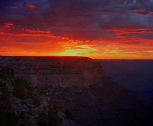 Grand Sunset Safari 4x4 Tour, stunning sunset