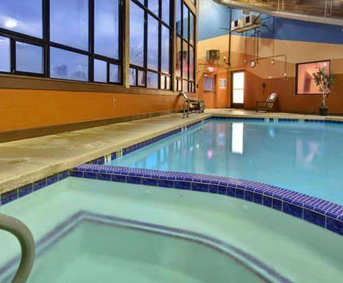 Holiday Inn Express Hotel & Suites Grand Canyon Indoor Swimming Pool