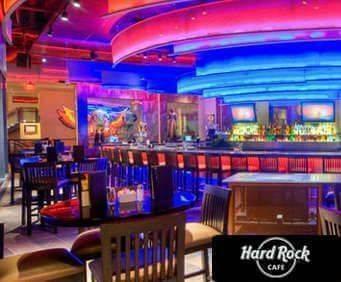 Hard Rock Cafe - Las Vegas, NV, bar scene