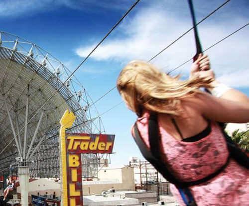 Las Vegas Power Pass - Freemont Street Flightlinez