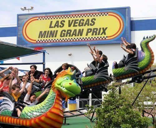 Las Vegas Power Pass - Mini Gran Prix
