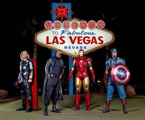 Las Vegas Power Pass - Madame Tussaud's