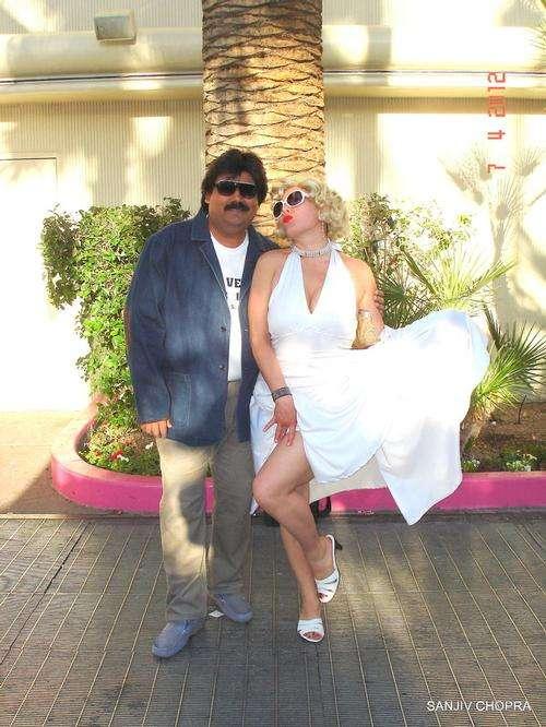 Marilyn Monroe on the Vegas Strip-Las Vegas