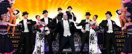 Vegas! The Show, cast