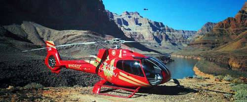 Hoover Dam Helicopter Tour - Helicopter