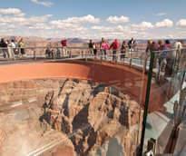 Grand Canyon West Rim Tour w/Skywalk - Skywalk