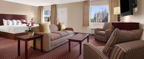 Photo of Days Inn Wild Wild West Hotel Room