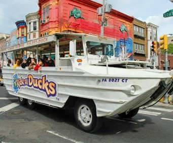 Ride the Ducks Sightseeing Cruise, Duck