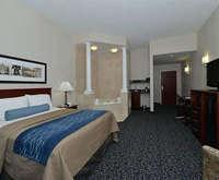 Exterior of Comfort Inn & Suites