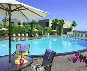 Outdoor Pool at Wyndham Garden San Diego near SeaWorld