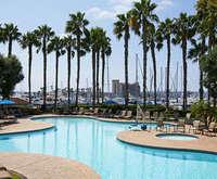 Outdoor Pool at Sheraton San Diego Hotel and Marina