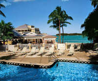 Outdoor Swimming Pool of Pier House Resort & Caribbean Spa