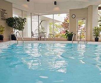 Inn at Laurel Point Indoor Swimming Pool