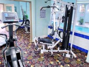 Travelodge Victoria Fitness Center
