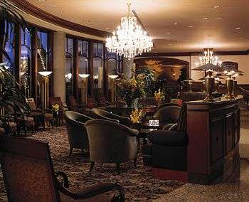 Lobby of Hotel Grand Pacific