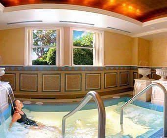 The Fairmont Empress Hot Tub Photo