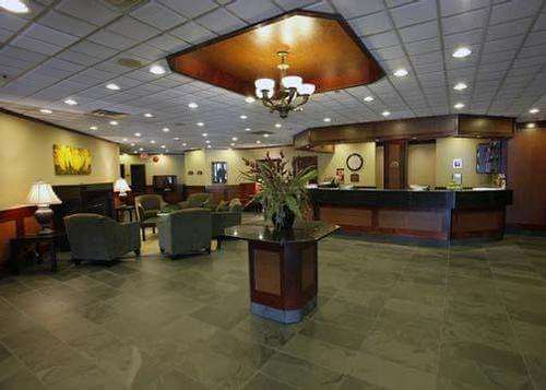 Lobby of Comfort Hotel & Conference Centre