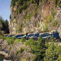 Whistler Tour and Sea to Sky Climb Train - Train