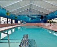 Best Western Oceanfront Virginia Beach Indoor Pool