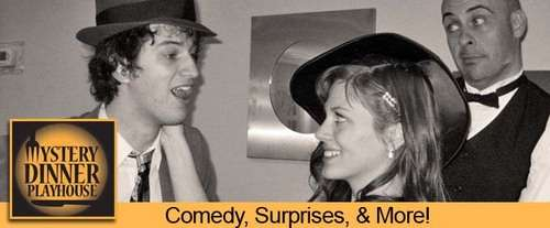 Richmond Murder Mystery Comedy Dinner Show at the Mystery Dinner Playhouse, comedy