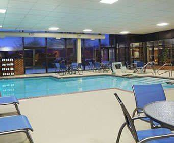 Comfort Suites Innsbrook Indoor Swimming Pool