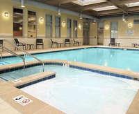 Hilton Garden Inn Richmond Downtown Indoor Swimming Pool