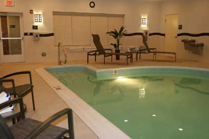Hampton Inn Richmond - South Indoor Swimming Pool