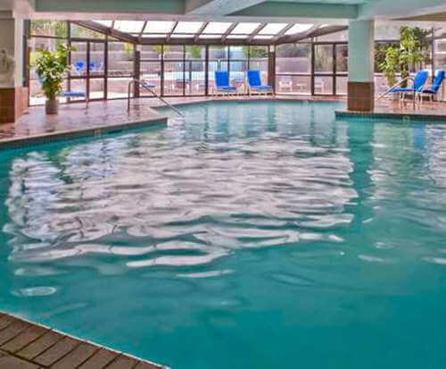 DoubleTree by Hilton Colorado Springs Indoor Pool