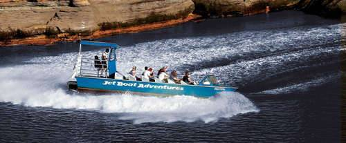 Jet Boat Adventure