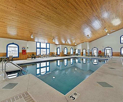 Comfort Suites Portage, WI Indoor Swimming Pool