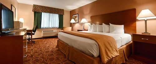 Photo of Best Western Ambassador Inn & Suites Room