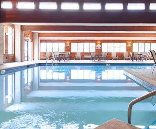 Best Western Ambassador Inn & Suites Indoor Swimming Pool