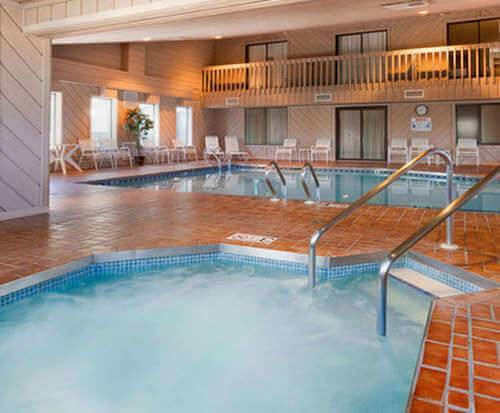 Ramada Wisconsin Dells Hot Tub Photo