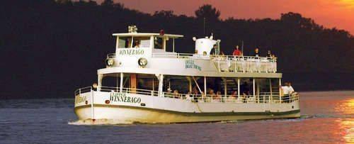 Wisconsin Dells Sunset Dinner Cruise, ship