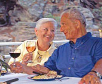 Wisconsin Dells Sunset Dinner Cruise, couples romantic
