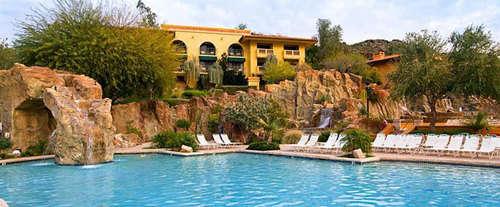 Exterior of Pointe Hilton Tapatio Cliffs Resort