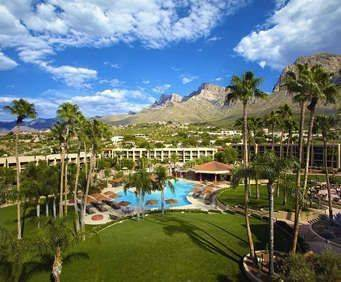 Exterior View of Hilton Tucson El Conquistador Golf & Tennis Resort