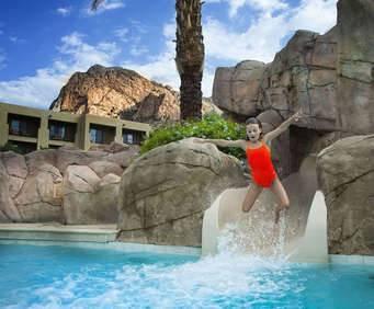 Hilton Tucson El Conquistador Golf & Tennis Resort Waterpark