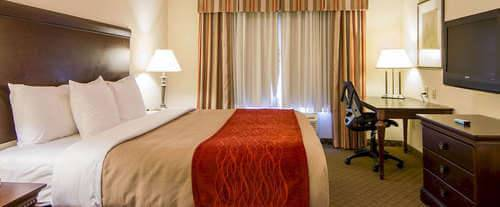Photo of Comfort Inn & Suites Airport Fort Myers Room