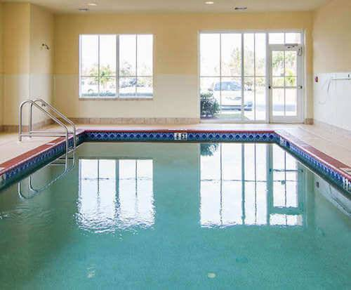Comfort Inn & Suites Airport Fort Myers Indoor Swimming Pool