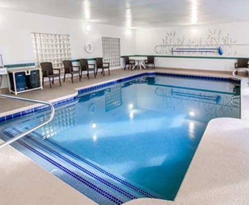 Sleep Inn Flagstaff Indoor Pool