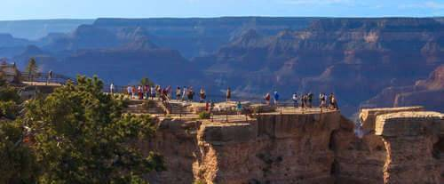 Grand Canyon Deluxe Tour, hike