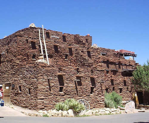 Grand Canyon Deluxe Tour, sightseeing