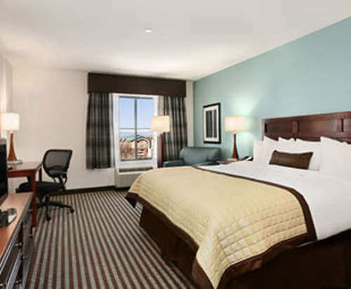 Photo of Baymont Inn and Suites Denver International Airport Room