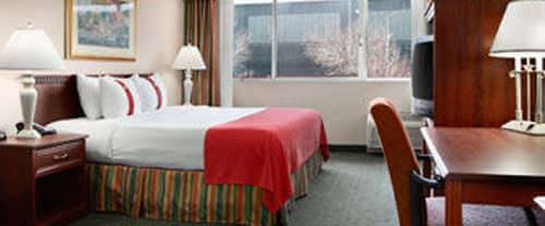 Photo of Ramada Plaza Denver Central Hotel Room