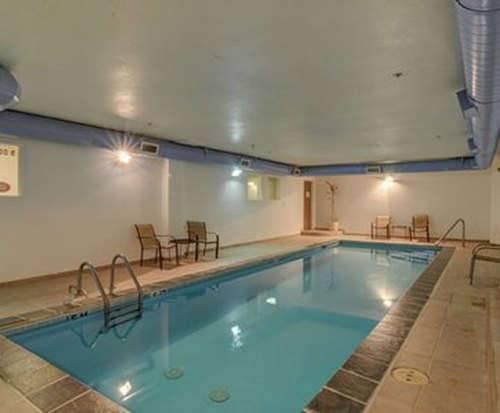 Sleep Inn Thornton Indoor Swimming Pool