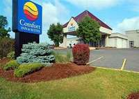 Exterior of Comfort Inn & Suites Airport